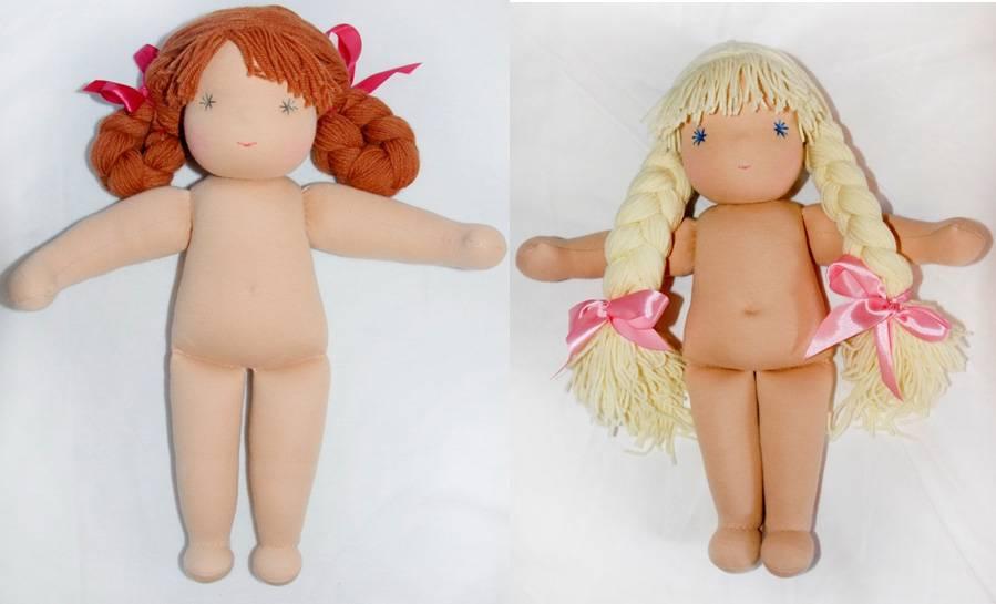 Как сшить куклы своими руками для начинающих