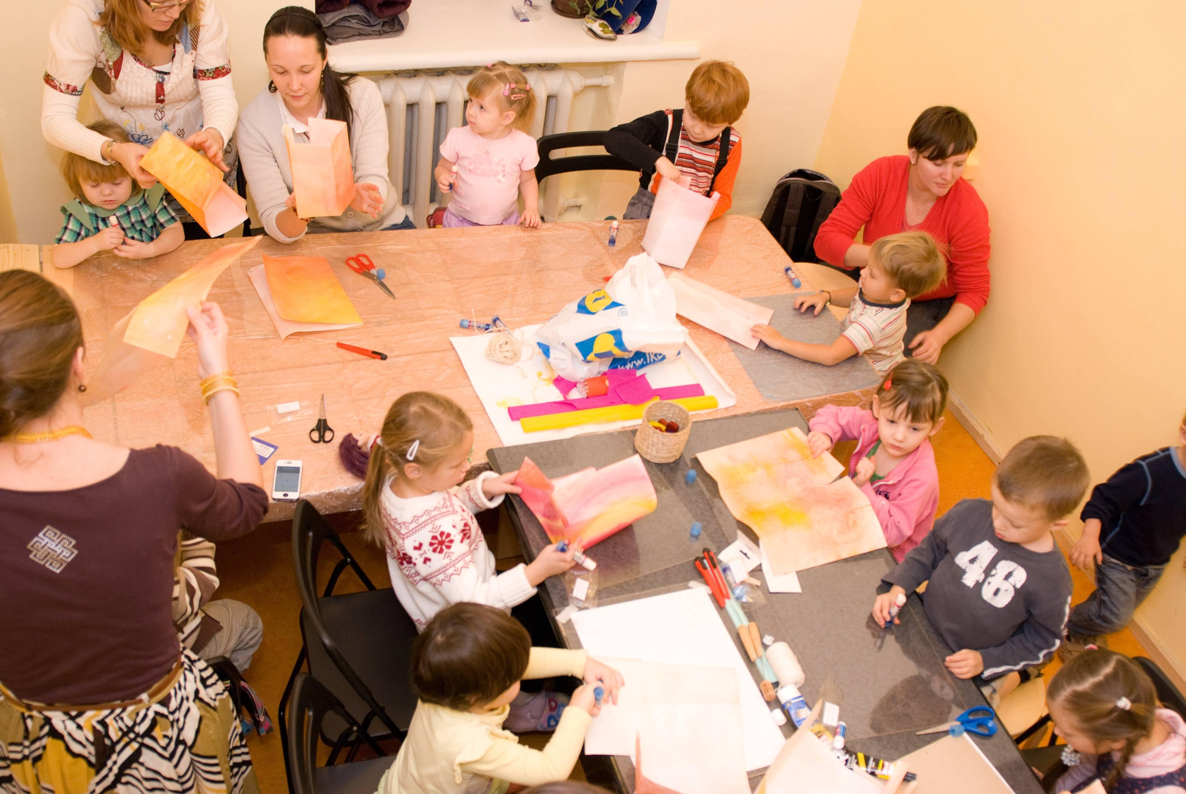 Конкурсы творческие с детьми в детском саду