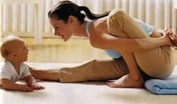 йога для мам 1